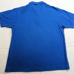 Lacoste Shirts - Lacoste Devanlay Blue Polo Shirt Size 5 or Large